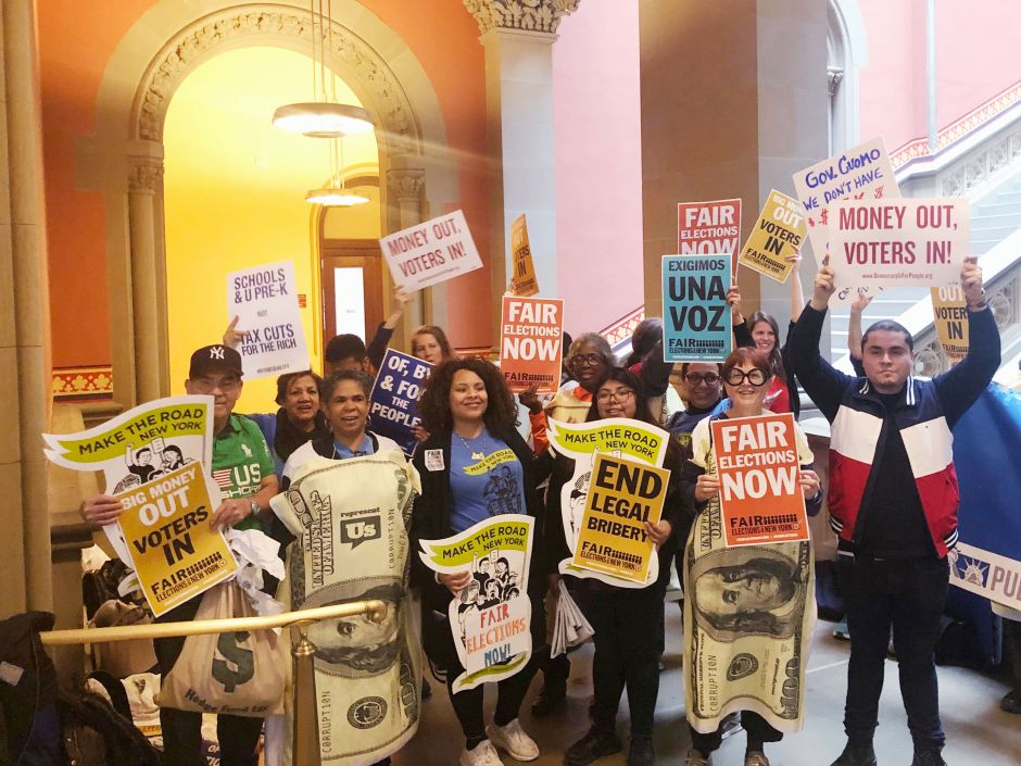 Pro-immigrant organization 'Make the Road New York' makes changes to its board | The NY Journal