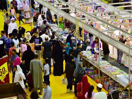 Professionals can meet Emirati publishers at Sharjah book fair or virtually