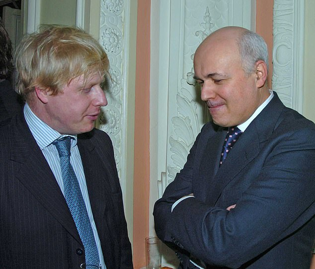 Quick, hide! How the PM and his top aides dodged IDS… on the day he won No10 for Boris Johnson