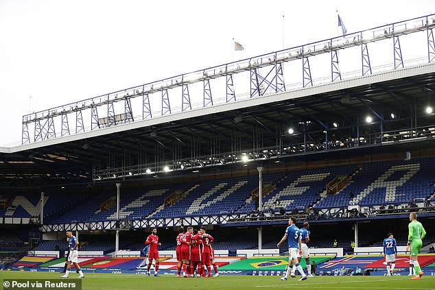 An empty Goodison Park provided the backdrop of today's Merseyside Derby, which saw Everton take on Liverpool in their first clash of the 2020/2021 season. Unfortunately, there were no fans to witness the thrilling 2-2 draw