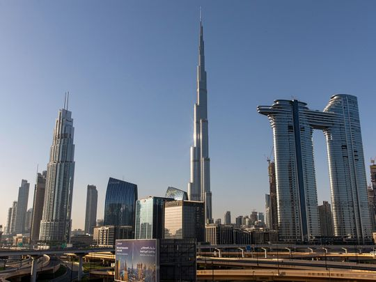 Ranked: UAE is 3rd country with most number of skyscrapers