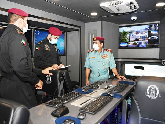 Ras Al Khaimah launches field crisis centre to cater to emergencies