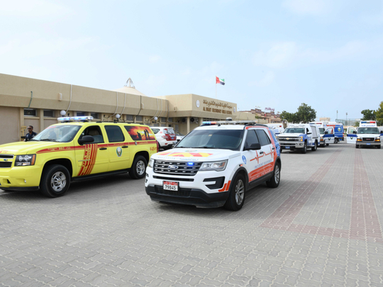 Ras Al Khaimah police extend grace period for discounted traffic fines