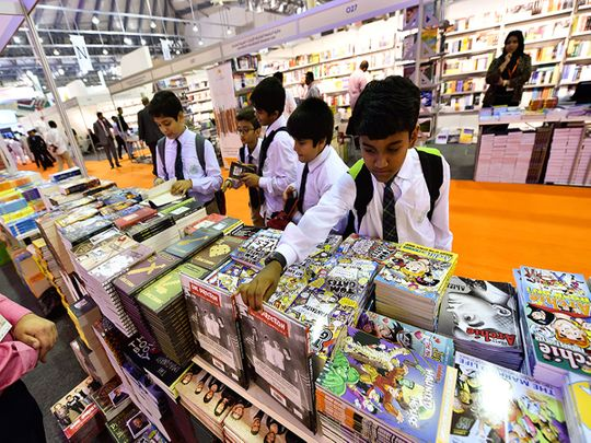 Residents can now register for daily visiting slots to Sharjah book fair