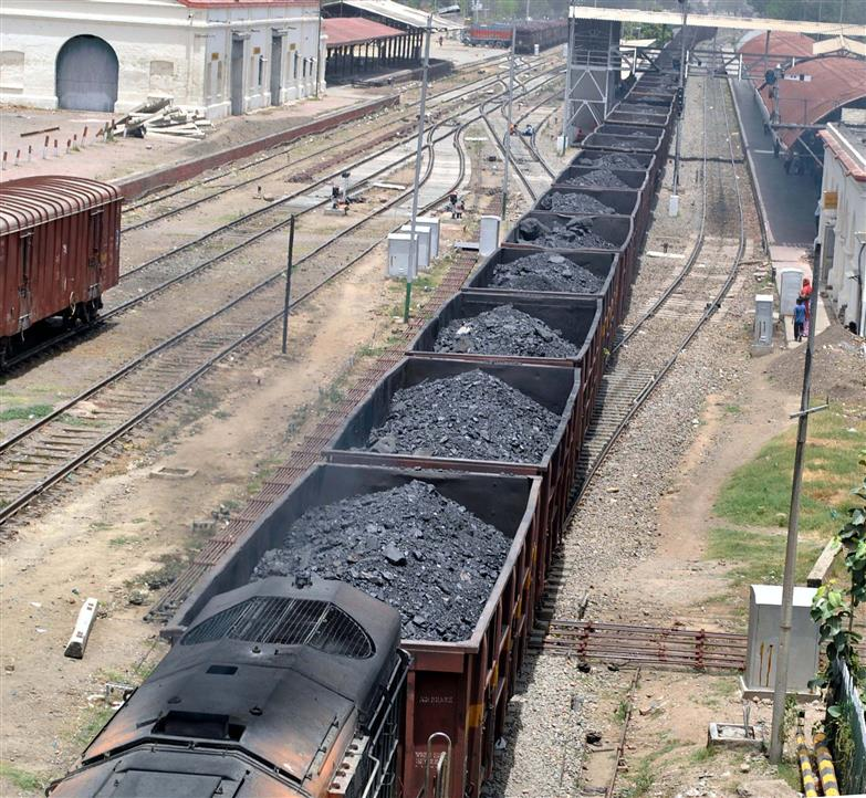 Resumed operations of 97 goods trains in Punjab: Railways