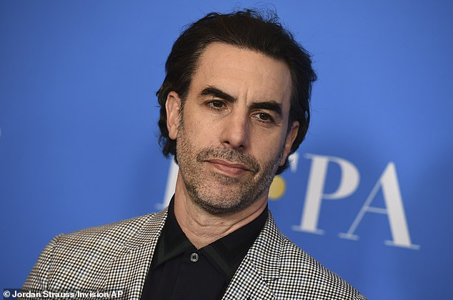 Sacha Baron Cohen believes Borat is 'a slightly more extreme version of Donald Trump'