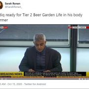 Sadiq Kahn wears a 'coat-under-a-blazer' as he plunges city into Tier Two lockdown Twitter users