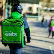 Sainsbury's is trialling 'rapid' delivery service on Uber Eats