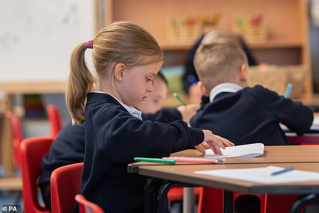Schoolchildren banned from singing happy birthday in classrooms over fears it could spread Covid-19