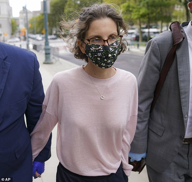 Seagram heiress Clare Bronfman to be sentenced in NXIVM case