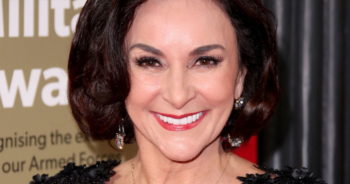 Shirley Ballas says jealous ex-friend 'wished her Princess Diana style death'