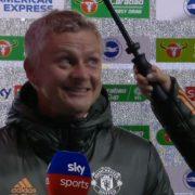 Solskjaer sets fresh Man Utd target after Carabao Cup win over Brighton