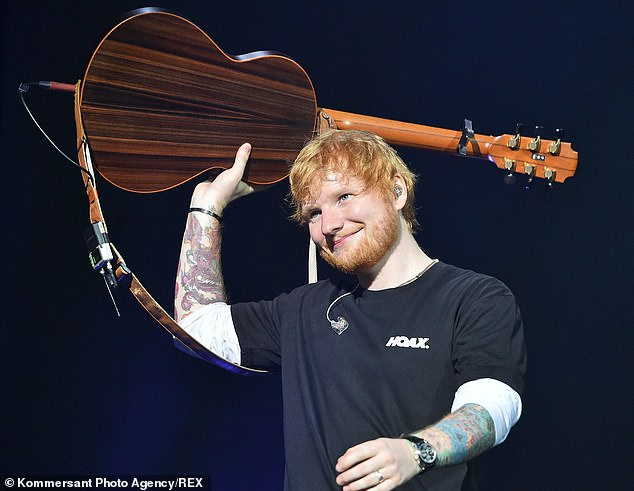Spitting Image bosses changed Ed Sheeran's 'offensive' puppet
