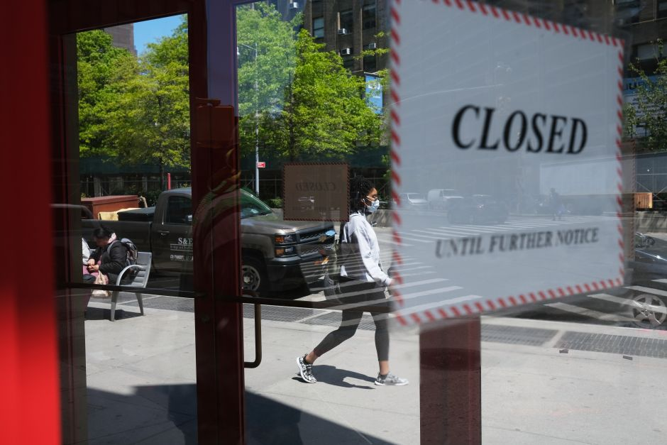 Standardization does not reach initial jobless claims | The NY Journal