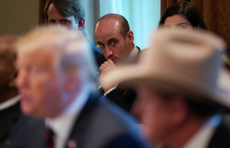 Stephen Miller, the architect of Trump's policy against immigrants, has coronavirus | The NY Journal