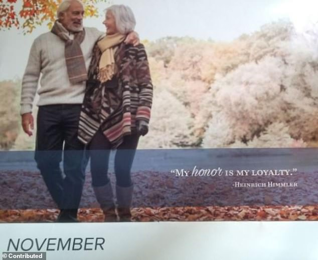 StoneMor cemetery apologizes after Nazi quote ends up on calendar