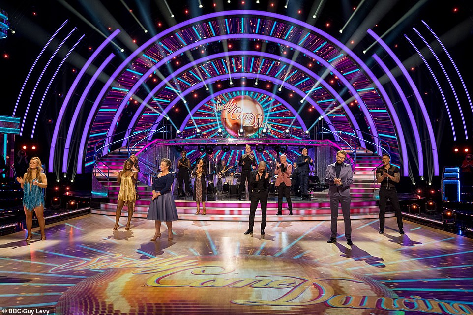 Strictly Come Dancing 2020: FIRST LOOK at socially-distanced launch as stars discover their partners
