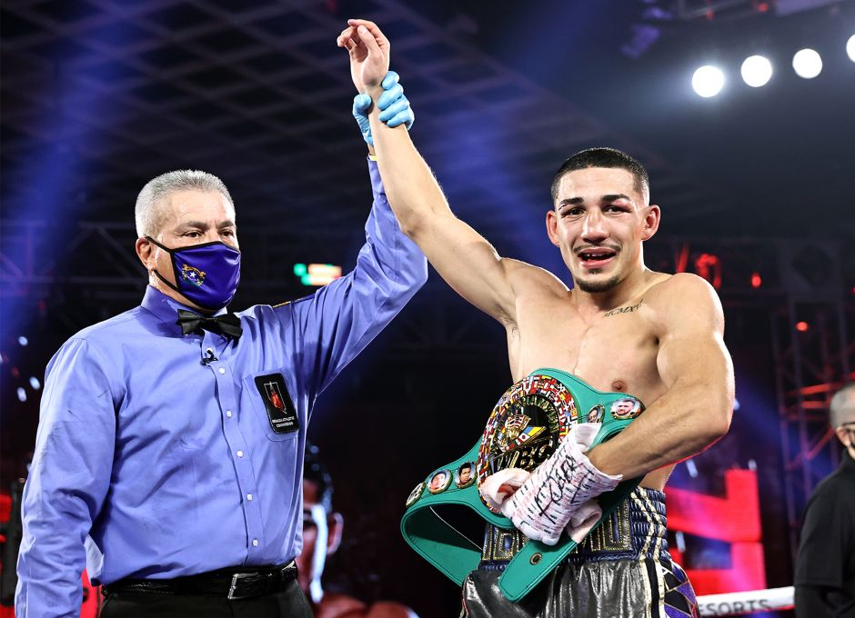 Surprise in Las Vegas! Teofimo López defeated Lomachenko and is lightweight world champion | The opinion
