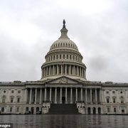 Suspicious package reported outside the US Capitol ahead of Amy Coney Barrett's confirmation