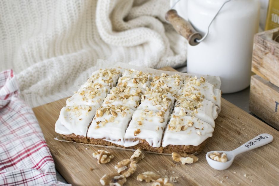 Sweet craving ideal to lose weight: Delicious and healthy carrot cake, without eggs or fat | The NY Journal
