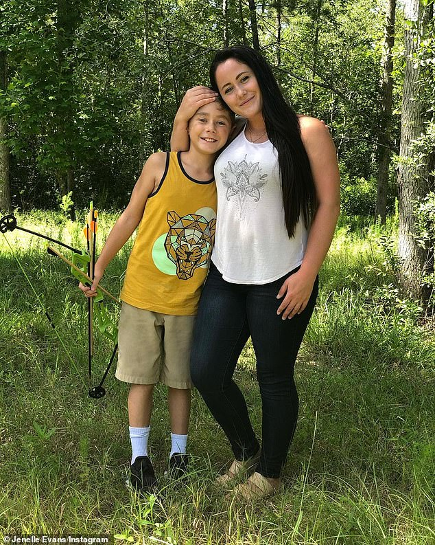 Teen Mom 2 star Jenelle Evans reaches custody agreement with ex Nathan Griffith, mother helping