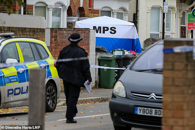 Teenage boy, 17, is stabbed to death in east London – as murder toll in capital rises above 100