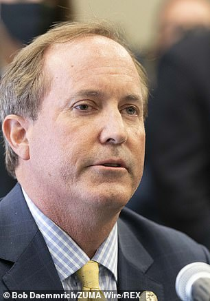 Texas AG Ken Paxton is accused of helping campaign donor whose offices were raided by the FBI