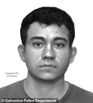 Texas cops search for man who has tried to abduct FOUR women at random in five days