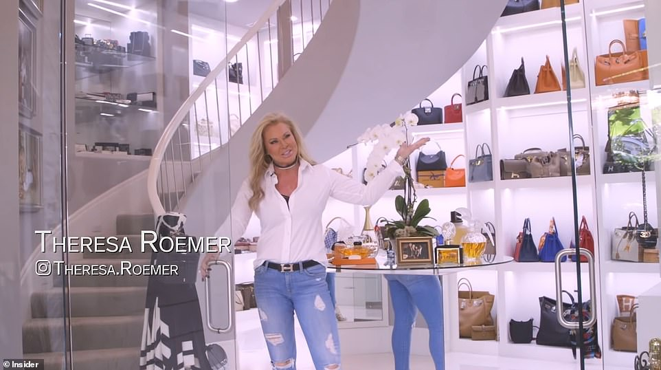 Texas socialite Theresa Roemer sells famous mansion with three-story closet