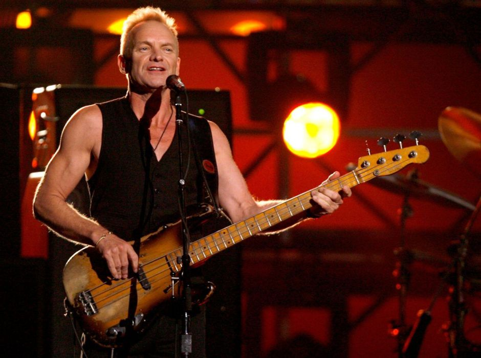 """The Controversial Reason Sting Wrote His Iconic Track """"Every Breath You Take"""" The NY Journal"""