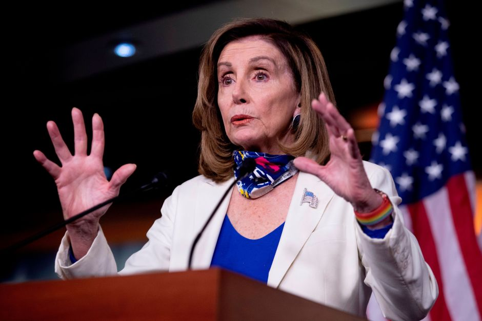 """The """"Poison Pills"""" of the Republican Stimulus Plan, According to Democrat Nancy Pelosi   The NY Journal"""