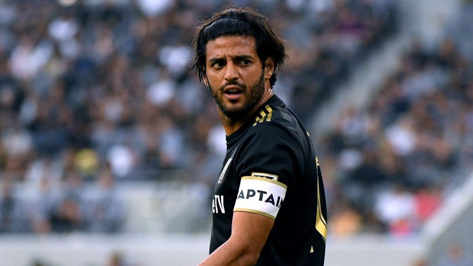 There is optimism: Carlos Vela could reappear in the Traffic Classic | The NY Journal