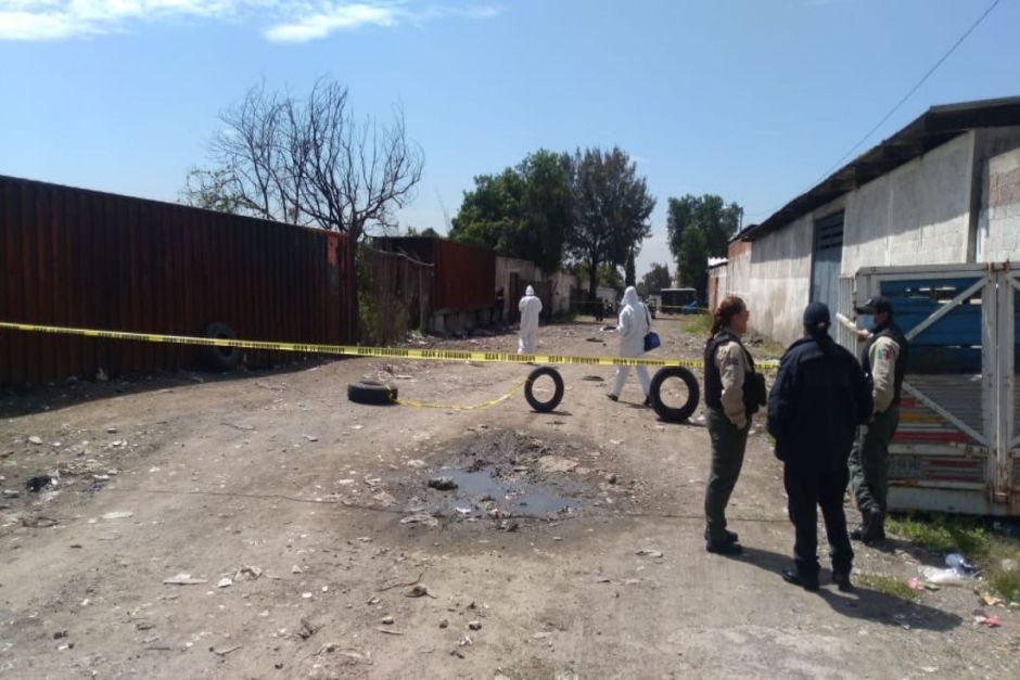 They found bagging in a disputed area between the CJNG, the Sinaloa Cartel and La Familia Michoacana   The NY Journal