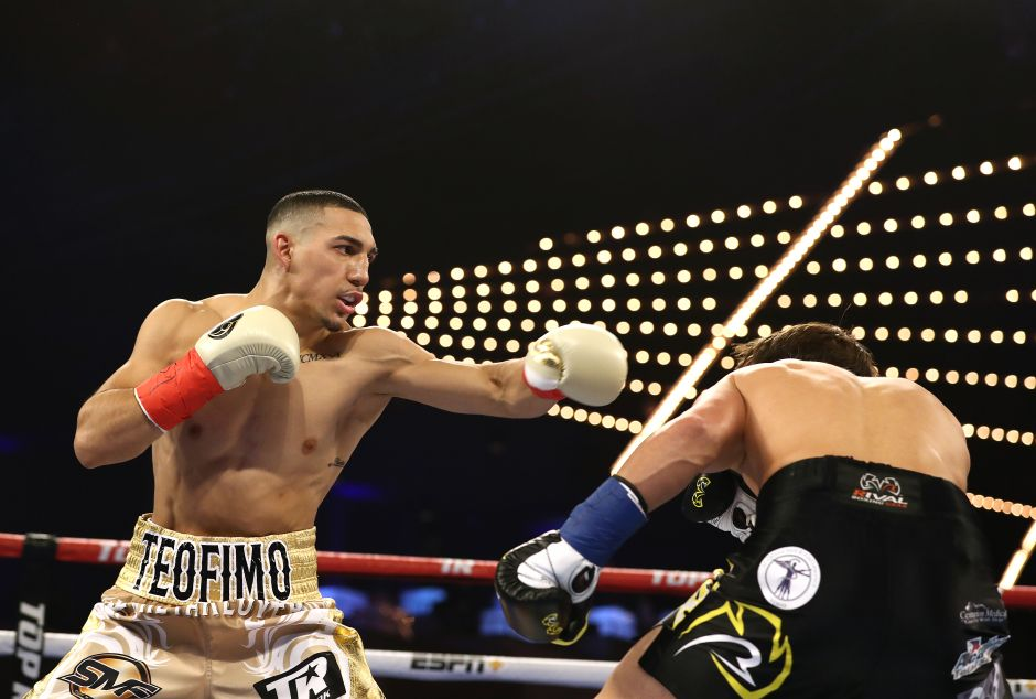 They will fight for their parents: Teófimo López and Vasyl Lomachenko prepare for the most anticipated fight in October   The NY Journal