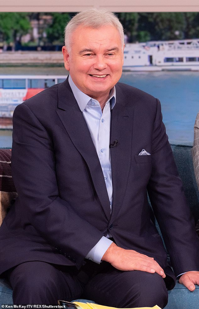 This Morning host Eamonn Holmes, 60, is taking HMRC to court to fight £250,000 tax bill