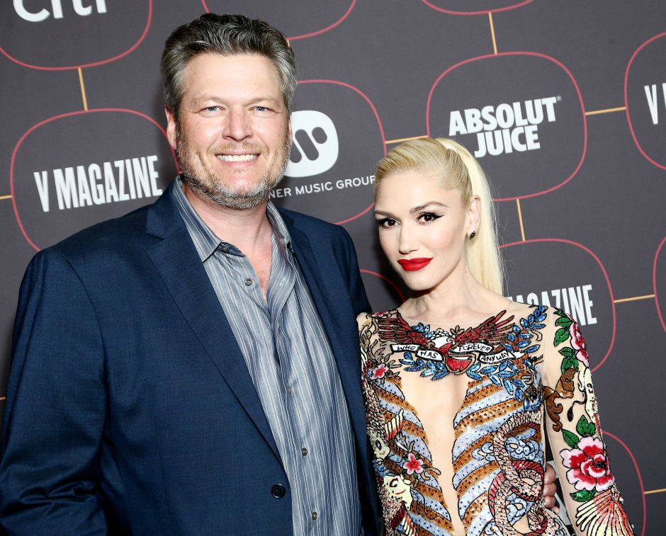 This is how Gwen Stefani and Blake Shelton announced their engagement | The NY Journal