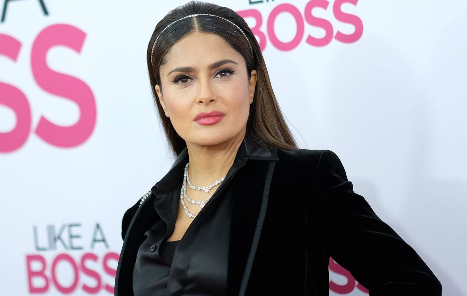 This is how Salma Hayek's daughter is, she is already a complete lady   The NY Journal