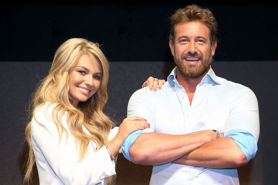 This was Gabriel Soto's romantic message to Irina Baeva for her birthday   The NY Journal