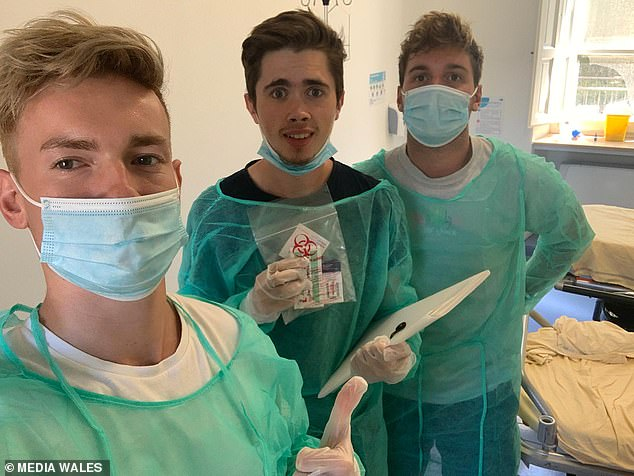 Three British friends held in covid quarantine in Italy test positive for the virus a SEVENTH time