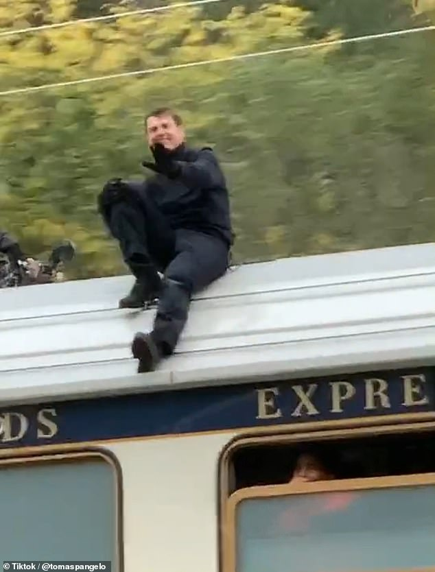 Tom Cruise proves he's the ultimate stunt man
