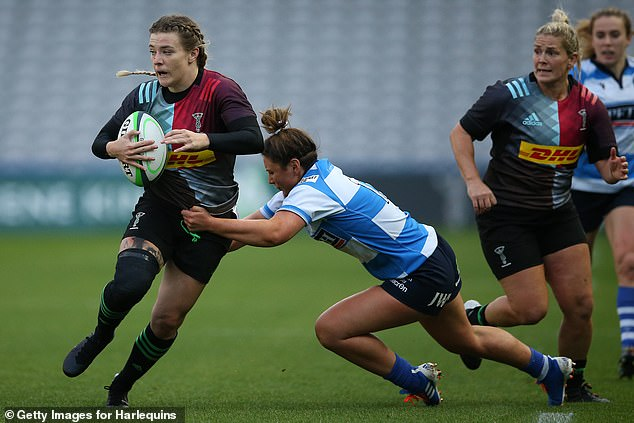 Transgender women still allowed to play domestic rugby in England