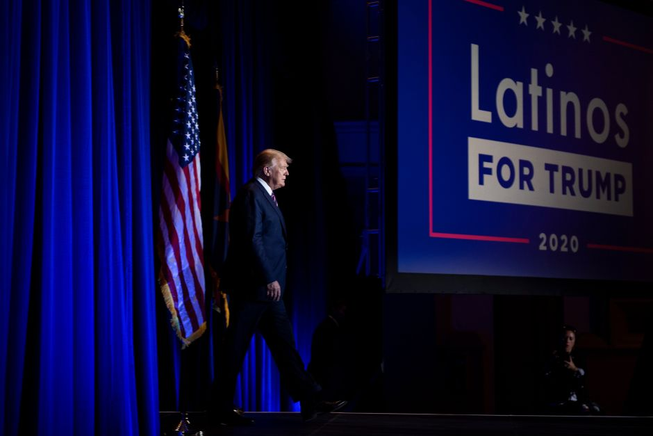 Trump Launches Economic Plan for Latinos in Order to Win Your Vote | The NY Journal