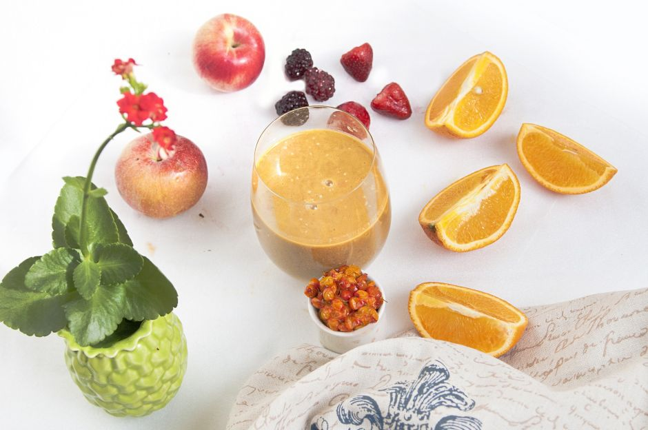 Turmeric, ginger and apple anti-inflammatory smoothie, to start the autumn strong and with energy | The NY Journal