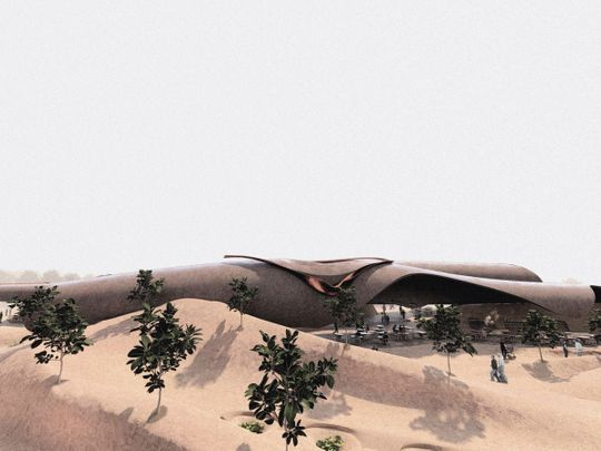 Two American University of Sharjah graduates win global architecture contest
