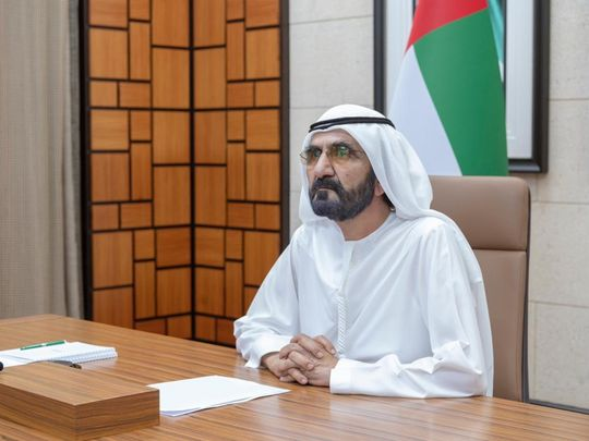 UAE Cabinet endorses Abraham Accords Peace Agreement