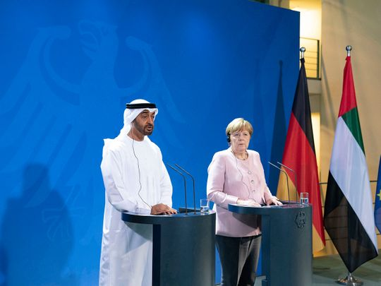 UAE-Germany: Going from strength to strength