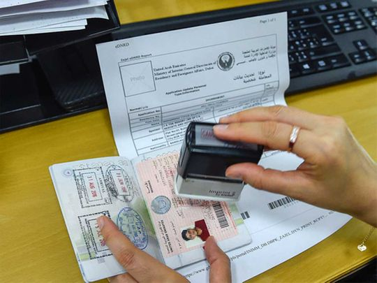 UAE: Holders of expired residence visas are liable to pay fines starting October 11