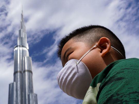 UAE reports 1 death, 1,064 COVID-19 cases