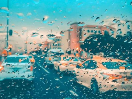 UAE weather: Partly cloudy skies, rain forecast in some areas