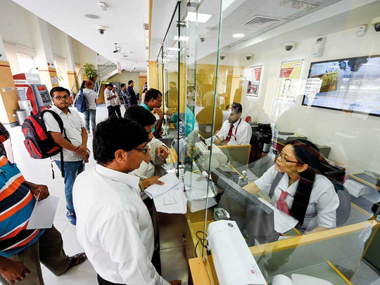 UAE workers remitting money have to be present at exchange houses